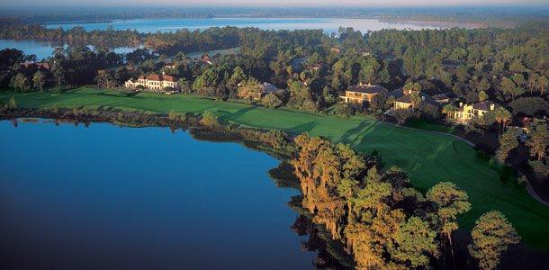 Lake Nona Estates Private Golfcourse